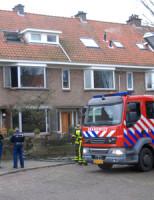17 december Middelbrand in woning Kortrijksestraat Den Haag