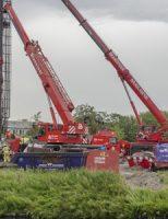 15 augustus Man zwaargewond na ongeval op bouwterrein Zuidweg Naaldwijk