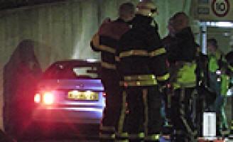 Automobiliste aangehouden na veroorzaken aanrijdingen