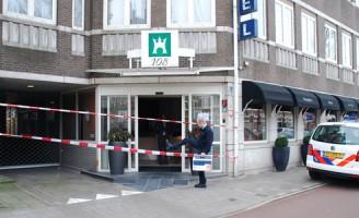 Overval op het Hampshire Hotel Laan van Meerdervoort