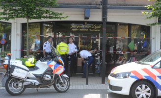 06 juni overval op juwelier Herenstraat
