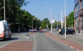 7 juni 3 gewonden bij aanrijding Burgemeester Patijnlaan