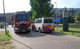 21 juli Brandweer uitgerukt naar brand in gevangenis Pompstationsweg Den haag