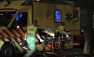 17 mei Celeis na dodelijke schietpartij op galerij Cesar Franckstraat