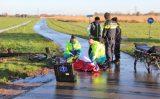 17 december Fietser onderuit door gladde weg Schiedam