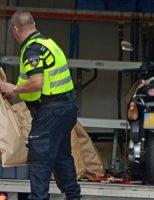 30 augustus Drugsvangst dankzij anonieme melding Trompstraat Den Haag