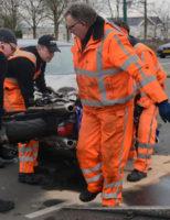 31 januari Motorrijder zwaargewond bij aanrijding met personenauto Vrijenbanselaan Rijswijk