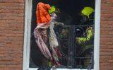 16 november Gewonde bij uitslaande brand in woning Zoutmanstraat Den Haag